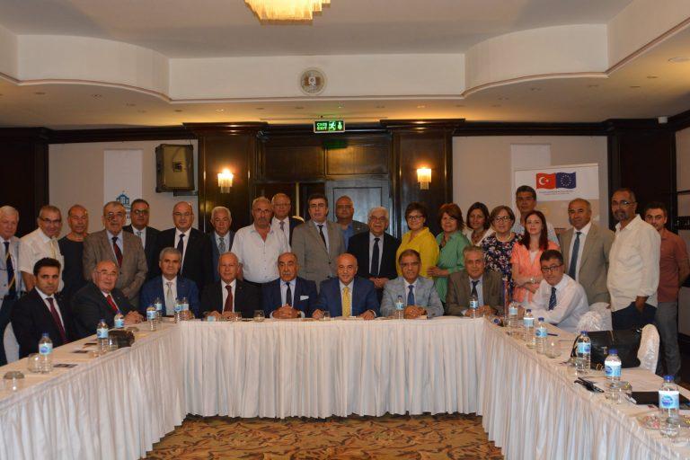 Stratejik Plan Ankara Toplantısı - 6-7 Ağustos 2019